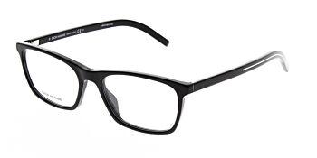 Dior Homme Glasses Black Tie 253 807 53