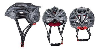 Dirty Dog Cycle Helmet Maverick Carbon L-XL 47048