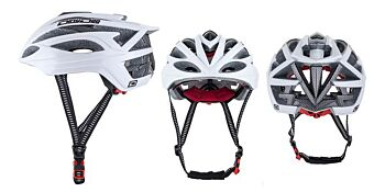 Dirty Dog Cycle Helmet Maverick White S-M 47045