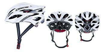 Dirty Dog Cycle Helmet Polaris Matte White S-M-L 47018