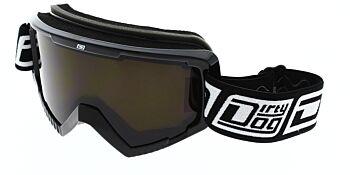 Dirty Dog Goggles DD1 Black Brown DD54219