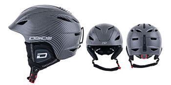Dirty Dog Snow Helmets Eclipse Carbon S
