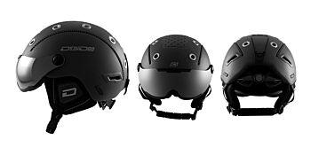Dirty Dog Snow Helmets Commanche Matte Black Medium 46277