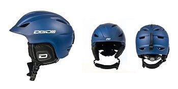 Dirty Dog Snow Helmets Eclipse Matte Navy L