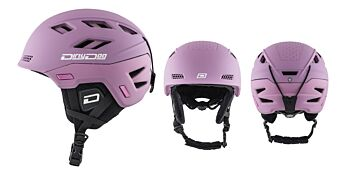 Dirty Dog Snow Helmets Zodiak Dusk Purple Medium 46254