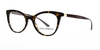 Dolce & Gabbana Glasses DG3312 502 50