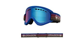 Dragon Goggles DXs Gamer/Lumalens Blue Ionized 40467 404