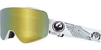 Dragon Goggles NFX2 Prey/Lumalens Gold Ion & Dark Smoke 28605 100