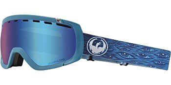 Dragon Goggles Rogue Midnight/Lumalens Blue Ion & Lumalens Amber 22875 600