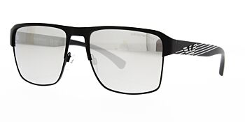 Emporio Armani Sunglasses EA2066 3001Z3 Polarised 57