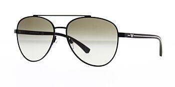 Emporio Armani Sunglasses EA2079 30018E 58