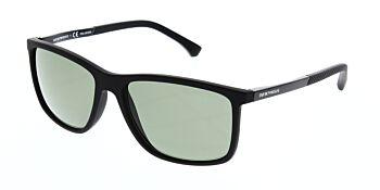 Emporio Armani Sunglasses EA4058 56539A Polarised 58