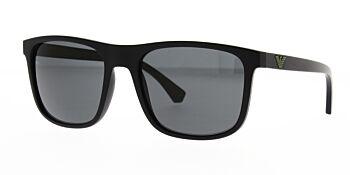 Emporio Armani Sunglasses EA4129 504287 56