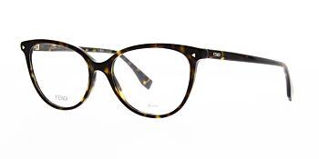 Fendi Glasses FF0351 086 53