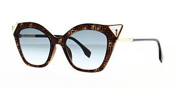 Fendi Sunglasses FF0357 G S 086 08 52