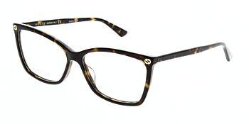 Gucci Glasses GG0025O 002 56