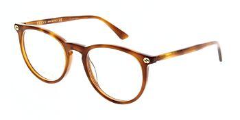 Gucci Glasses GG0027O 003 50