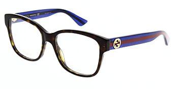 Gucci Glasses GG0038O 003 54