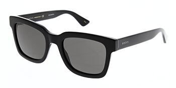 Gucci Sunglasses GG0001S 001 52