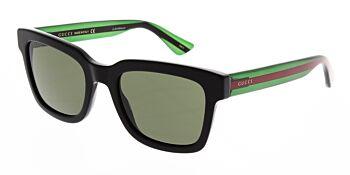 Gucci Sunglasses GG0001S 002 52