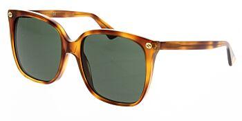 Gucci Sunglasses GG0022S 002 57