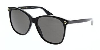 Gucci Sunglasses GG0024S 001 58