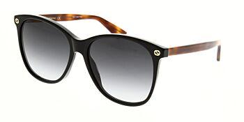 Gucci Sunglasses GG0024S 003 58