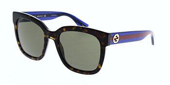Gucci Sunglasses GG0034S 004 54