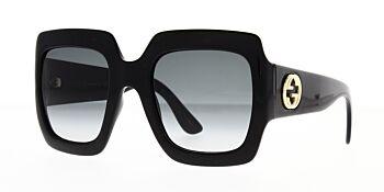 Gucci Sunglasses GG0053S 001 54