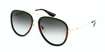 Gucci Sunglasses GG0062S 003 57