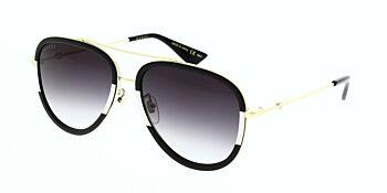 Gucci Sunglasses GG0062S 006 57