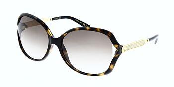 Gucci Sunglasses GG0076S 003 60
