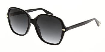 Gucci Sunglasses GG0092S 001 55