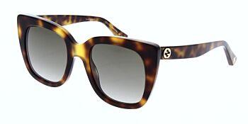 Gucci Sunglasses GG0163S 002 51