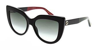 Gucci Sunglasses GG0164S 003 53