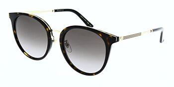 Gucci Sunglasses GG0204SK 002 56