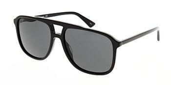 Gucci Sunglasses GG0262S 001 58