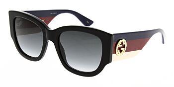 Gucci Sunglasses GG0276S 001 53