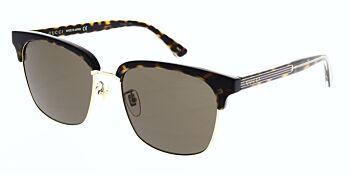 Gucci Sunglasses GG0382S 003 56