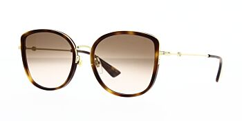 Gucci Sunglasses GG0606SK 003 56