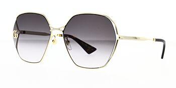 Gucci Sunglasses GG0818SA 005 63