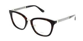 Jimmy Choo Glasses JC-165 KBE 51