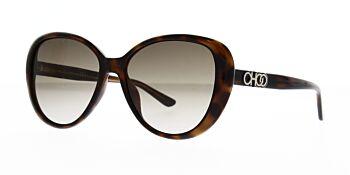 Jimmy Choo Sunglasses JC-Amira G S 086 HA 57