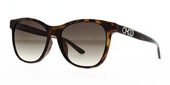 Jimmy Choo Sunglasses JC-June F S 086 HA 56