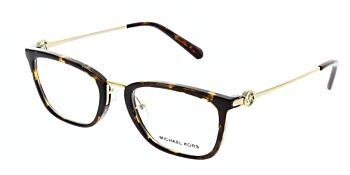 Michael Kors Glasses Captiva MK4054 3336 52