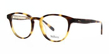 Mulberry Glasses VML012 09AJ 49