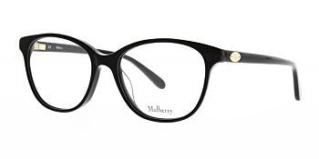 Mulberry Glasses VML017 0BLK 53