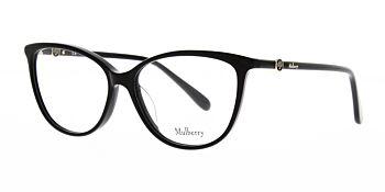 Mulberry Glasses VML019 0BLK 54
