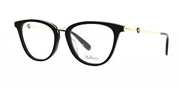 Mulberry Glasses VML045 0BLK 51