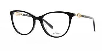 Mulberry Glasses VML048 0BLK 54